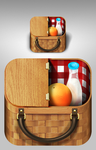 Basket App Icon by TheRyanFord