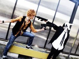 Bleach Elegant  Ichigo Vs Ulquiorra The SC Cosplay by theSCcosplay