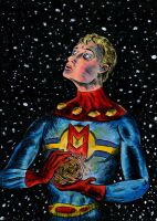 Miracleman by oh-the-humanatee