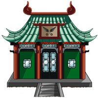 Ninja Tower for Tower Defense by TikaZ94