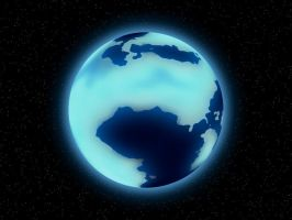 Planet Chione by Aristodes