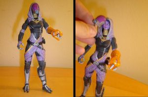 Tali with removable mask by pyramidhead22