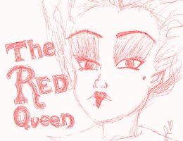 The Red Queen by SnowBnny