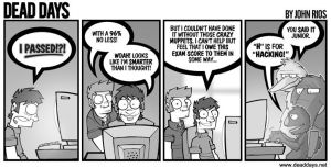 The Exam Part 17 FINAL by deaddays