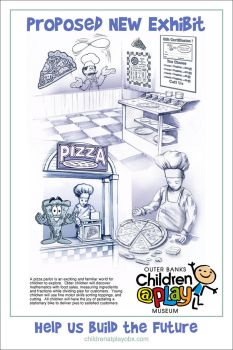 Pizza Parlor by obxrussell