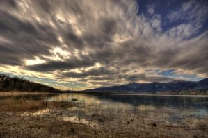 pusiano lake by TheUncle