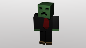 Fancy Creeper by treoni