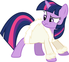 Twilight Bathrobe by Synthrid