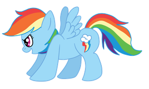 Rainbow Dash by hellasexual