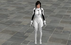 'TES4: Oblivion' Ayanami Rei01 Set XPS ONLY!!! by lezisell