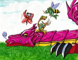 Predacon Playground by RID-NightViper