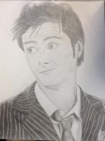 Tenth Doctor by Dammit-Jim