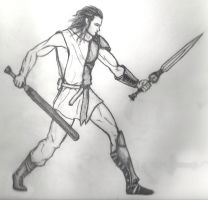 12. Image of a Larper by Armenoc