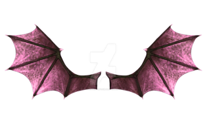 Demon Wings 3 by CelticStrm-Stock by CelticStrm-Stock