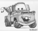 Mater by YourNewGod