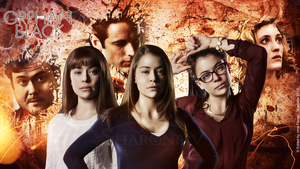 Orphan Black ~Wallpaper~ by Sharonliv-Arzets
