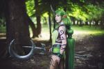 League of Legends : Dryad Soraka by Shappi
