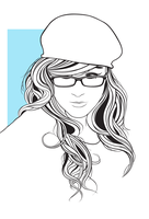 Melody Gardot by under18carbon