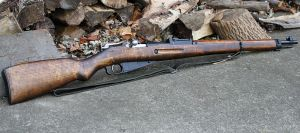 Finnish Mosin M39 by PLutonius
