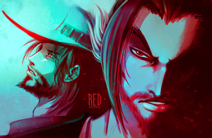 ReD by LimreiArt