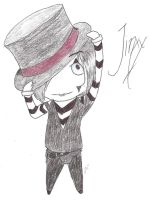 Jinxx by TheLineArtist