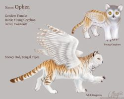 Ophea by LaurenMagpie