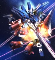 Gundam SEED A-STAR-19 by csy5150