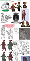 Dragon Age Dump 3 by HyperBali
