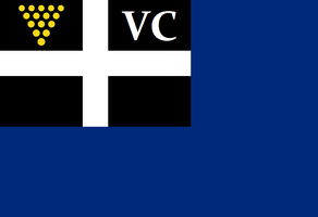 Flag of Virginia City, Nevada by revinchristianhatol