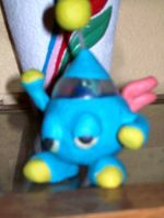 Chao Walker Sculpture by 123Omega