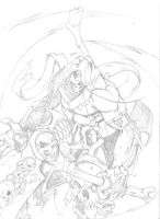 Darksiders Death by Przemo85