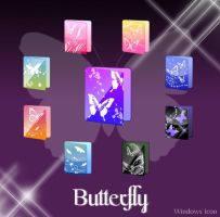 Butterfly for Windows by kyoro3