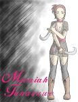 (ready for battle) Micaiah. by Pink--Reptile