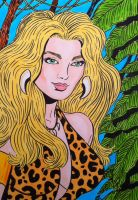 Sheena, Queen of the Jungle by seanpatrick76