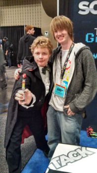 Boomstick from DEATH BATTLE likes the Third Doctor by theultimaarchives