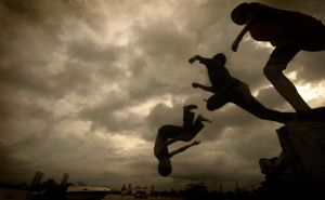 Jump by udeyismail