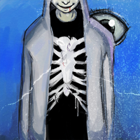 Donnie Darko by Sandytastic