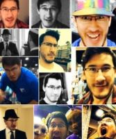 Another Markiplier collage :) by MalGirl101