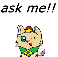 ask me by Babedoge