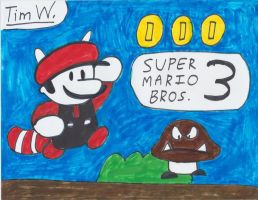 Super Mario Bros. 3 NES pic by T95Master