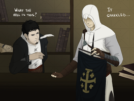 Altair you idiot by allahdammit
