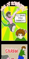 Gibbo's staying over n4pg4 by Rayanz