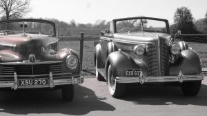 Vintage Cars by ScotsGirl96