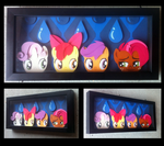 Shadowbox:  Babs Seed by The-Paper-Pony