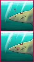 Shark won't be lonely by ninnt