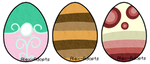 Hatchable Adopts: OPEN [200 Points Each] by Alex-Adopts