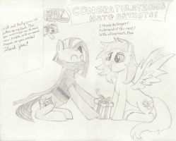 Final Day NATG Thank You Phoe! by NinjaShade