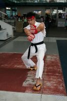 Ryu - Street Fighter by cosplaybrasil
