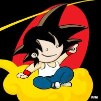 GIFT 2 SON GOKU by Pipe182motaS