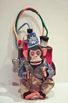 Call of Duty Zombies Monkey Bomb Replica by The-Katherinator
